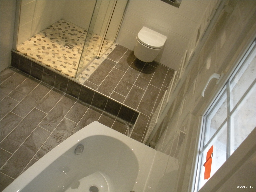 Rochebeuf r novation for Agencement salle de bain 5m2